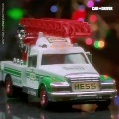 Hess Trucks through the Years
