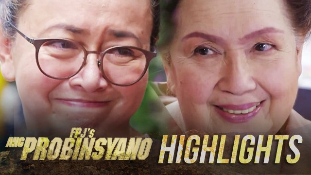 Lola Flora feels confident with Cardo's plan against Bungo | FPJ's Ang Probinsyano