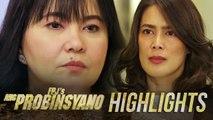 Lily warns Diana about Renato | FPJ's Ang Probinsyano