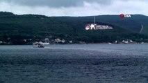 Çanakkale'de ada seferine fırtına engeli
