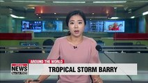 Tropical Storm Barry develops in Gulf, threatening more epic flooding in Louisiana