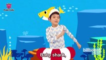 Nickelodeon Developing TV Series Based on 'Baby Shark' | Billboard News
