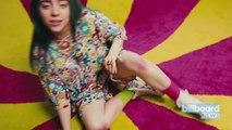 Billie Eilish Explains Her Creative Process for YouTube's Artist Spotlight Series | Billboard News