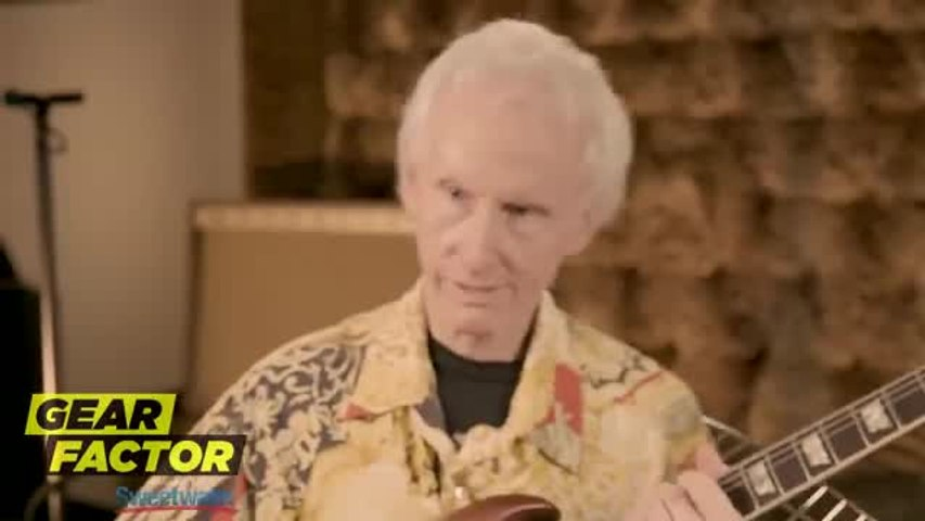 The Doors' Robby Krieger Plays His Favorite Riffs