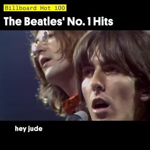 The Beatles' No. 1 Hits
