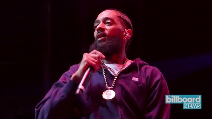Nipsey Hussle Dead at 33 After Being Shot Outside His Los Angeles Store | Billboard News
