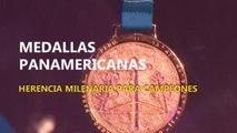 Medallas Panamericanas, herencia milenaria para los campeones de Lima