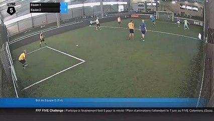 But de Equipe 2 (7-4) - Equipe 1 Vs Equipe 2 - 11/07/19 18:04 - Loisir Colomiers (LeFive)