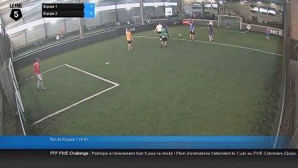But de Equipe 1 (4-8) - Equipe 1 Vs Equipe 2 - 11/07/19 19:31 - Loisir Colomiers (LeFive)