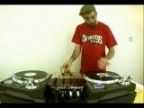 DJ Pone scratching TTC instrumental