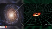 NASA Says It Has Detected A Black Hole Disk That Shouldn't Exist
