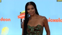 "Gabrielle Union ""Kids' Choice Sports 2019"" Orange Carpet"