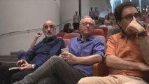 Grossman y Aramburu destripan nacionalismo, patria y conflicto en Jerusalén