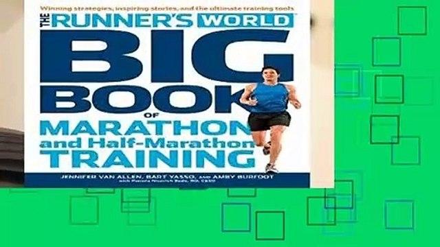 R.E.A.D Runner s World Big Book of Marathon (And Half-Marathons) D.O.W.N.L.O.A.D