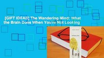 [GIFT IDEAS] The Wandering Mind: What the Brain Does When You're Not Looking