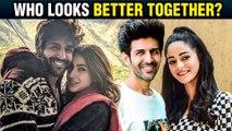 Kartik Aaryan's Jodi Best With Ananya Pandey Or Sara Ali Khan? Ananya REVEALS