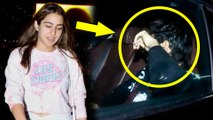 Kartik Aaryan HIDES Face From Media To Sara Ali Khan