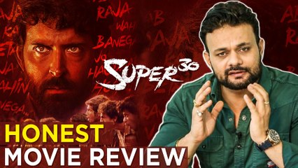 Super 30 FIRST HONEST REVIEW | Hrithik Roshan, Mrunal Thakur | Bollywood Now