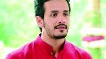 Akhil Akkineni On About His Upcoming Movie Majnu(telugu)
