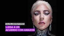 Lady Gaga lanza un negocio de cosméticos en Amazon