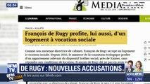"""François de Rugy à nouveau mis en cause pour un appartement à """"loyer social préférentiel"""""""
