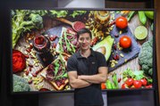Is it hard to be vegan in Asia? Actor and model Richie Kul dispels myths about access to vegan food