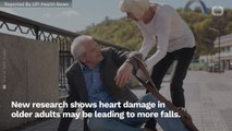 Greater Risk Of Falling In Older Adults Linked To Heart Disease