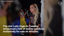 Lady Gaga Launches Beauty Line