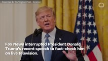 Fox News Fact-Checks Trump Speech Praising His Environmental Record