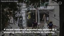 Ruptured Gas Line Suspected As Culprit In Florida Blast