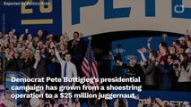 Buttigieg Campaign: From Home-Grown Bootstrapping To $25 Million Machine