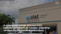 AT&T Outage Impacts Emergency Services Calls And Texting In Several States