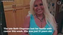 Beth Chapman On The Moment She Met Dog: 'Let The Stalking Begin'