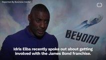 Idris Elba Hesitates To Be The First Black James Bond