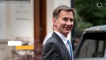 Either Jeremy Hunt Or Boris Johnson Will Be Declared Britain's Prime Minister On July 23rd