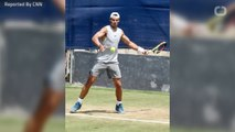 Rafael Nadal Looks For 3rd Wimbledon Title