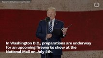 Trump Event Reportedly To Ruin 4th Of July Fireworks View For Many In DC