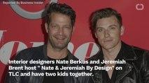 Designer Nate Berkus And Jeremiah Brent Reveal Their Family Philosophy