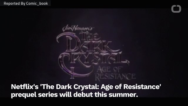 Netflix's 'The Dark Crystal: Age of Resistance' Will Have Comic Book Prequel