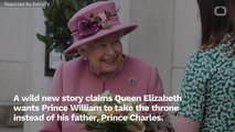 Queen Elizabeth Has Not Declared Prince William Next In Line