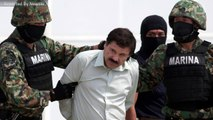 El Chapo Makes Prison Plea