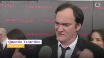 Tarantino Reflects On Recent Marriage