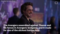Robert Downey Jr.'s First Pick In Avengers Fantasy Draft
