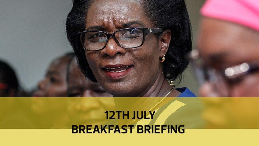 SRC, UhuRuto secret meetings | Muthaura's PM proposal | Ombeta illness probe: Your Breakfast Briefing