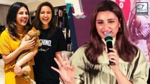 Parineeti And Priyanka Chopra Want To Star In Action Film Together