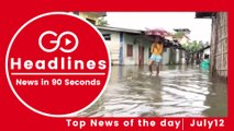 Top News Headlines of the Hour (12 July, 11:30 AM)