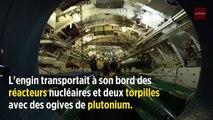 Des radiations détectées près de l'épave d'un sous-marin nucléaire russe