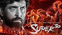 Super 30: Hrithik Roshan gets superb response by fans | FilmiBeat