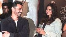 Arjun Rampal And Gabriella Demetriades Launch The Unleash
