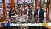 NBA owners can't bribe players into staying on teams anymore - Rachel Nichols _ The Jump